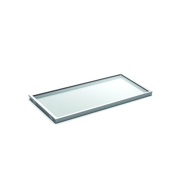 "14"" Illuminated Glass Shelf 